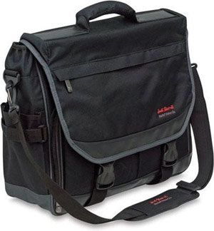 Martin Universal Design Just Stow-It Ultimate Messenger Bag 66-JS1007A