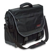 Martin Universal Design Just Stow-It Ultimate Messenger Bag 66-JS1007A (Black) ES4002