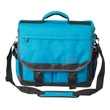 Martin Universal Design Just Stow-It Ultimate Messenger Bag 66-JS1007C (Ocean Blue) ES4004