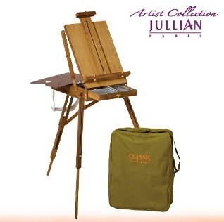 Martin Universal Design Jullian Classic Full Size French Sketch Box Easel 92-CLASSIC/G ES4018