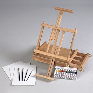 Martin Universal Design Van Dyck Studio Oil Painting Kit 63-AB40012 ES4046