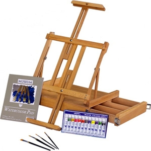 Martin Universal Design Van Dyck Studio Water Color Painting Kit 63-AB40013
