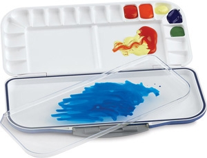 Martin Universal Design Mijello Airtight Watercolor Palette 92-WP3018B ES4062
