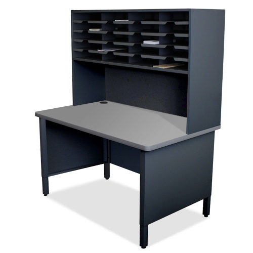 Marvel Mailroom Furniture 20 Slot Literature Organizer (3 Colors Available)