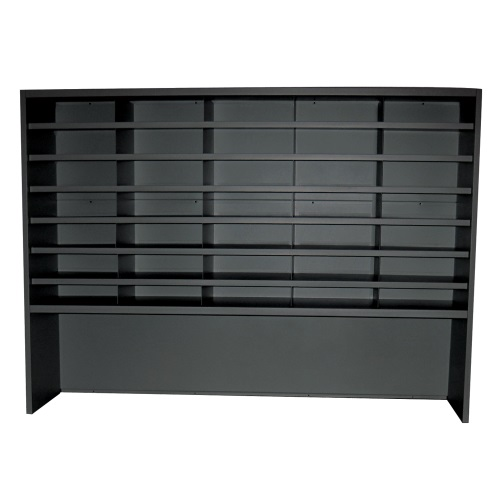 Marvel Mailroom Furniture 60 Wide Utility Sorter with Riser (3 Colors Available)
