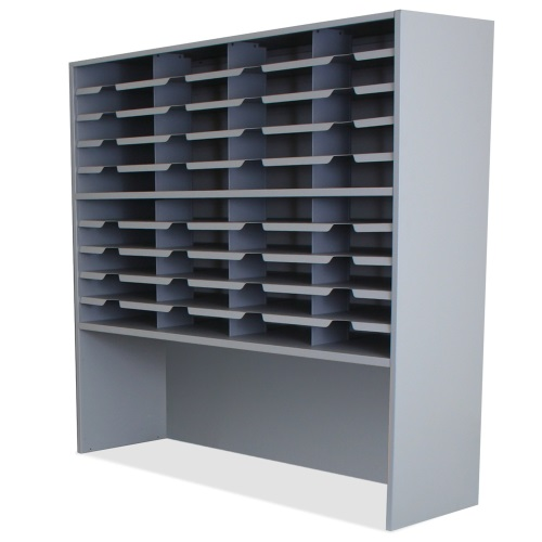 Marvel Mailroom Furniture 40 Pocket Sorter with Riser (3 Colors Available)