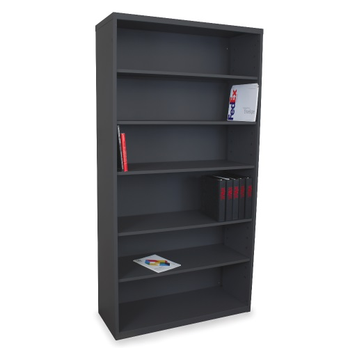 Marvel Mailroom Furniture 5 Shelf Cabinet (3 Colors Available)