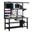 Mayline TechWorks Typical Workstation TW1 ES4722