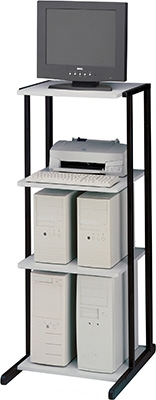 "Mayline NetStart LAN Support Series 24"" Server Station 11145"