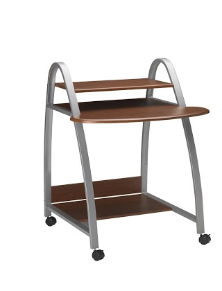 Mayline Mobile Arch Computer Desk 971 ES5259