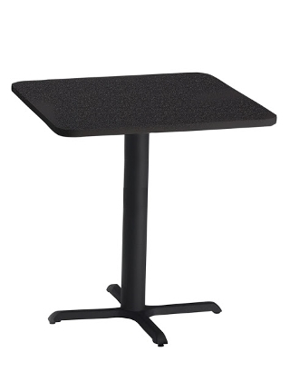 Mayline Bistro 30 Square Bar Height Table ES5277
