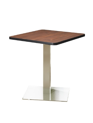 "Mayline Bistro 36"" Square Dining Height Table ES5279"