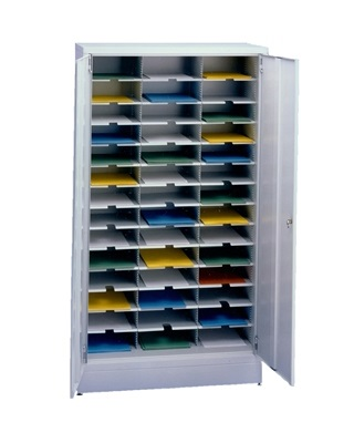 "Mayline 3665DB1 -  High Density Forms/Storage Cabinet - 36"" with Doors ES6624"