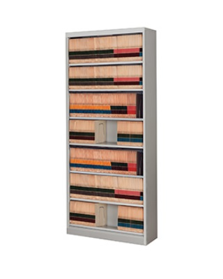Mayline FFN7 - High Density Flip 'N File 7 Tier Cabinet without Doors ES6632