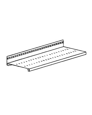 Mayline MOS36 - High Density File Harbor - Master Shelf ES6662