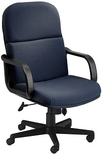ES4359 Mayline Big & Tall Executive Chair 1801AG