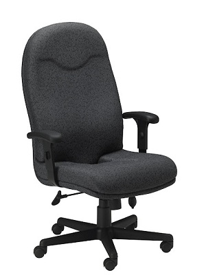 Mayline Comfort Series Executive High Back Chair 9413AG