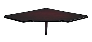 Mayline Mercado VCT2 Series Guest Seating Connection Table with Leg