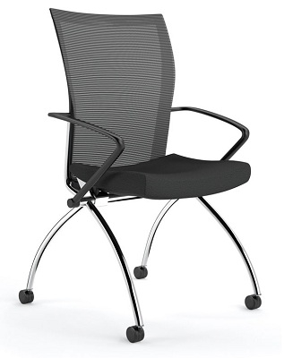 Mayline Valore Series High-Back Chair TSH1