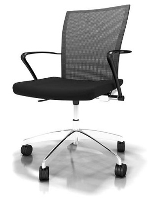 Mayline Valore Series Height Adjustable Task Chair TSH3