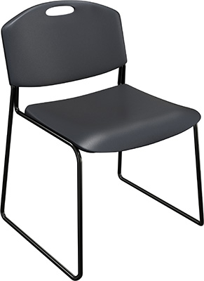 Mayline Event Series Stacking Chair 2300SC
