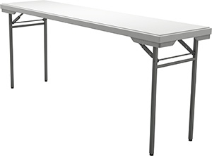 "Mayline Event Series 18"" x 72"" Table 721872"