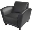 Mayline Santa Cruz Series Lounge Chair VCC1 (2 Colors Available) ES5232
