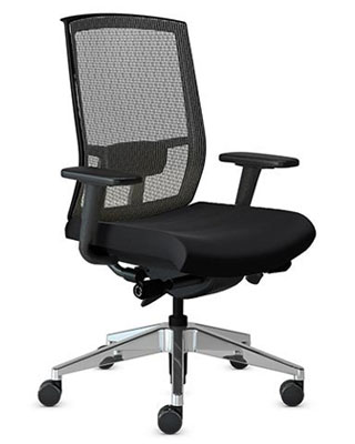 ES5979 Mayline Gist Task Plus Chair GS33