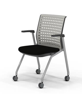 Mayline Kts1 Thesis Stacking And Nesting Training Chair