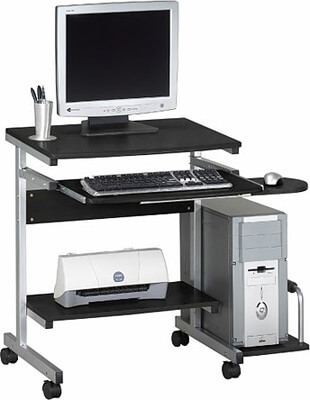 Mayline Eastwinds Portrait PC Desk Cart 946