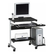 Mayline Eastwinds Portrait PC Desk Cart 946 (2 Colors Available) ES1063