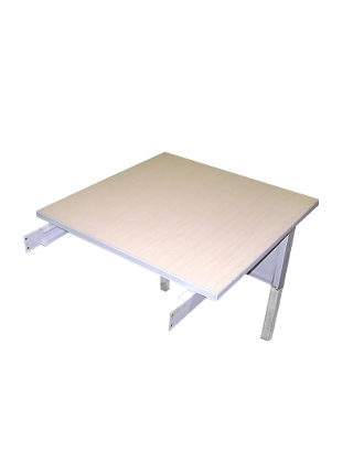 "Mayline Mailflow-To-Go 30"" Corner Work Table Add-On TB30 ES5320"