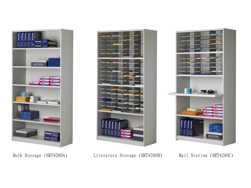 Mayline Mailflow-To-Go Cabinet (3 Models Available) ES5329