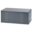 Mayline 5-Drawer Museum File 7668 (5 Colors Available) ES5676