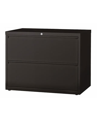 Mayline HLT422 - CSII 2 Drawer Lateral File 42 Width (4 Colors Available)