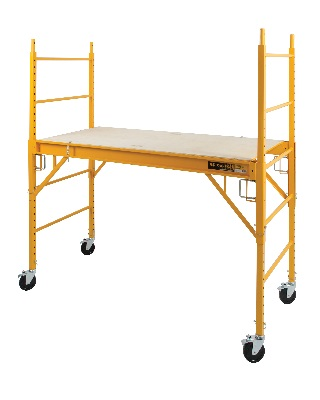 MetalTech I-CISC - Jobsite Series 6 Foot Baker Scaffold ES7088
