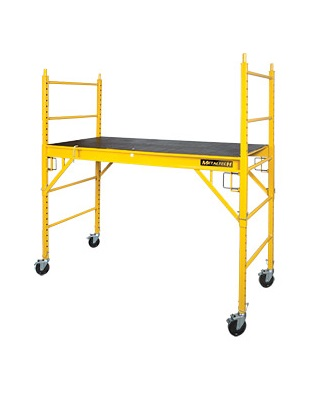 MetalTech I-CISCPY - Jobsite Series 6 Foot Perry Style Baker Scaffold ES7090