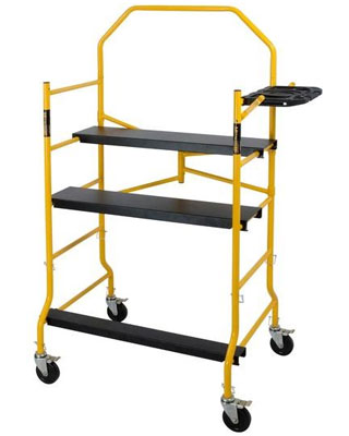MetalTech I-IMIS - Jobsite Series 5' Folding Scaffold