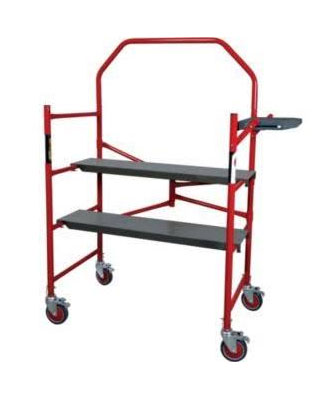 MetalTech I-BM4S - Buildman Series 4' Heavy Duty Folding Scaffold