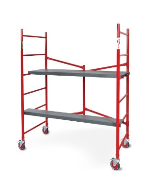 MetalTech I-BM6S - Buildman Series 6 Foot High Portable Scaffold ES7102
