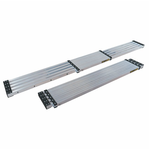 MetalTech M-PEP7000AL - 9 foot Telescoping Work Plank ES9037