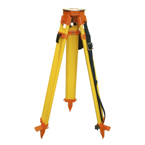 Nedo 200 514-185 - Wooden Tripod with Quick Clamp and Click-It System