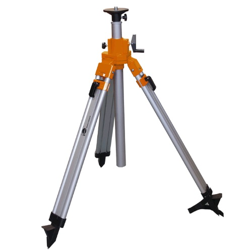 Nedo 210 616-185 - Medium-Duty Elevating Tripod with Retract and Go Locking System