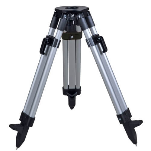 Nedo 200631 - Short Medium-Duty Aluminum Tripod with Quick Clamp