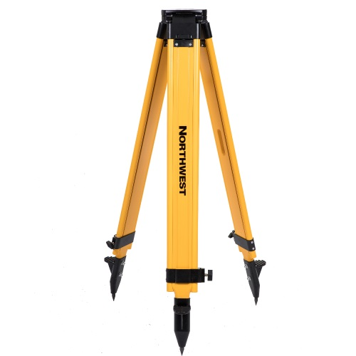 Northwest Instrument Heavy-Duty Wood and Fiberglass Tripod with Screw Clamps NWFT98A