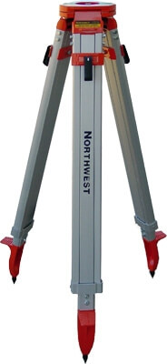 Northwest Instrument Heavy-Duty Aluminum Tripod with Quick Clamps NAT81