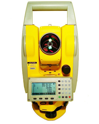 "Northwest Instrument 2"" Reflectorless Total Station NTS02S (Bluetooth) ES6054"