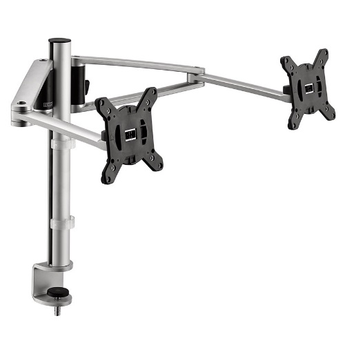 Novus MY twin arm Dual Monitor Arm (2 Base Options Available)