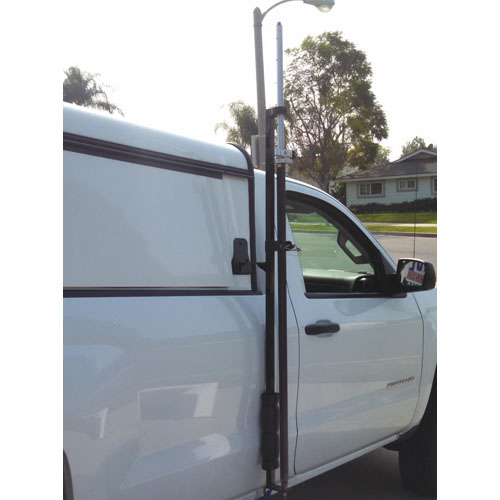 Outrigger 2 Three Piece GPS Pole Truck Mount - OUT-2B-NTX
