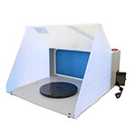 "Paasche AirBrush 16"" x 13"" Compact Hobby Spray Booth - HB-16-13 ET10344"